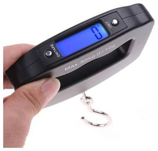 MCP Weighing Scale Digital Heavy Duty HandGripped Portable for Various Use;Generic color 50 kg