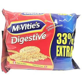 Mcvities Digestive Biscuits - High Fibre 150 gm