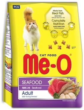 Me-O Adult Dry Cat Food Seafood 7 Kg