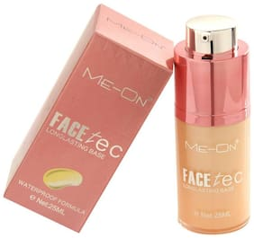 Me-On Face tec Long Lasting Base Foundation 25ml