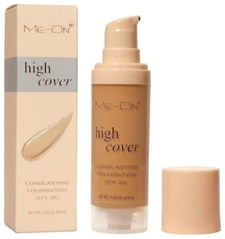 Me-On High Cover Long Lasting Foundation 25ml