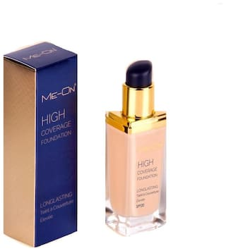 Me-On Long lasting High Coverage Foundation  30 ml