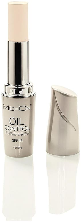 Me-On Oil Control Concealer Base Stick(SPF 15)(30g)