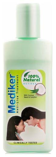 Mediker Shampoo Anti Lice Treatement 50 ml