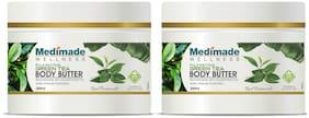 Medimade Fuji Match Green Tea Body Butter  - Pack of 2