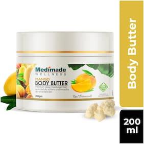 Medimade Mango Body Butter 200 g (Pack of 1)