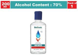 Medimade Sanitizer 70% Alcohol 200ml