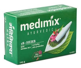 Medimix Bathing Soap - Ayurvedic Classic 18 Herbs 75 gm