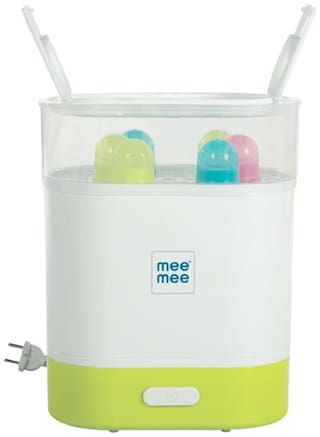Mee Mee Advanced 3 In Steam Sterilizer Bottle & Food Warmer