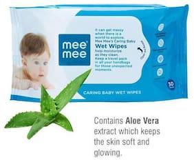 Mee Mee Baby Wet Wipes 30 pcs