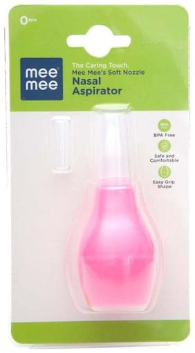 Mee Mee Baby Nose Cleaner (Pink)