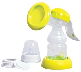 Mee Mee Easy-To-Use Manual Breast Pump