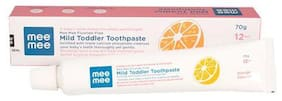 Mee Mee Fluoride Free Toothpaste - Orange Flavor 70 g