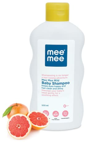 Mee Mee Mild Baby Shampoo With Fruit Extracts (500 ml)