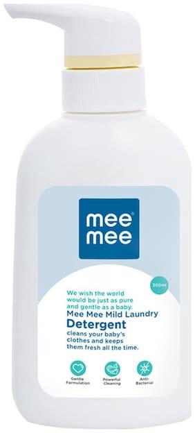 Mee Mee Mild Baby Liquid Laundry Detergent (300 ml )