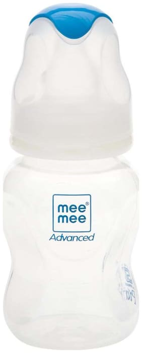 Mee Mee Milk Safe Feeding Bottle Advanced (125 ml)