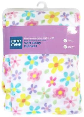 Mee Mee Multipurpose Soft Baby Blanket (Pink)