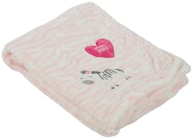 Mee Mee Multipurpose Soft Baby Blanket (Light Pink)