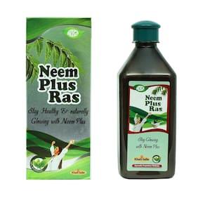 Meghdoot Ayurvedic Neem Plus Ras 500ml (Pack of 1)