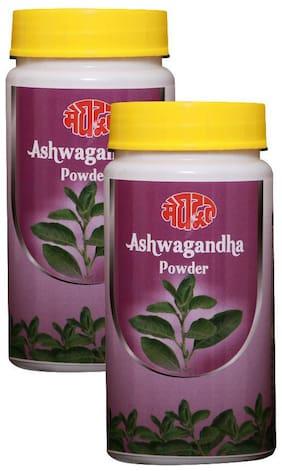 Meghdoot Ayurvedic Ashwagandha Powder 100g (Pack of 2)