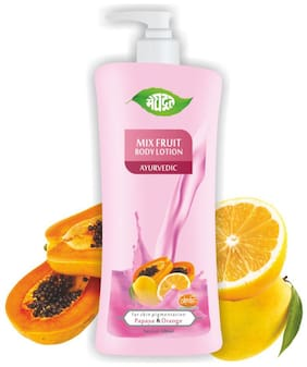 Meghdoot Mix Fruit Body Lotion 500ml (Pack of 1)