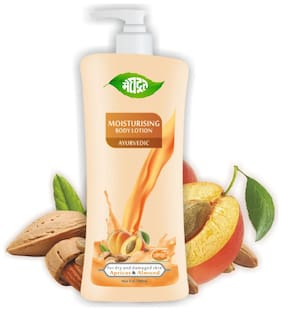 Meghdoot Moisturising Body Lotion 500ml (Pack of 1)