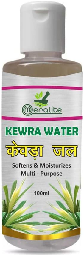 Meralite Kewra Water Pure Natural & Undiluted- (100 ml)