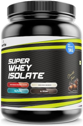 Mettle Super Whey Isolate Chocolate 1kg