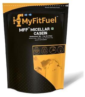 MyFitFuel Micellar Casein (1 kg Unflavored)