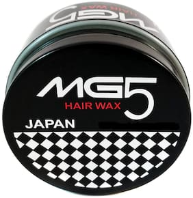 MG5 JAPAN Strong Hold Hair Wax FOR STYLING HAIR, Pack of 1