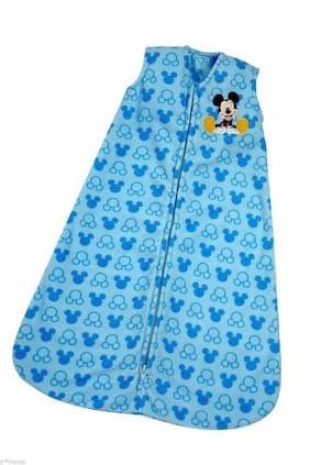 Mickey Mouse Wearable Blanket Baby Newborn Microfleece Sleepsack Swaddler Medium