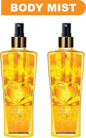 Millionaire Beverly Hills Daisy Desire Fragrance Body Mist 250ml Pack of 2
