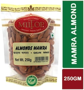 Miltop Almonds Mamra 250 G 1Pc.