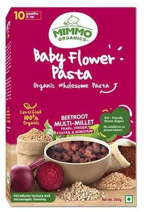 Mimmo Organics Pasta - Multi-Millet  Baby Flower 250 g