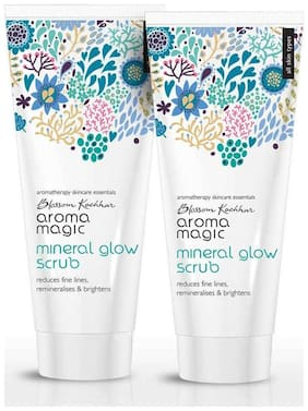 Aroma Magic Mineral Glow Scrub 100ml Pack Of 2