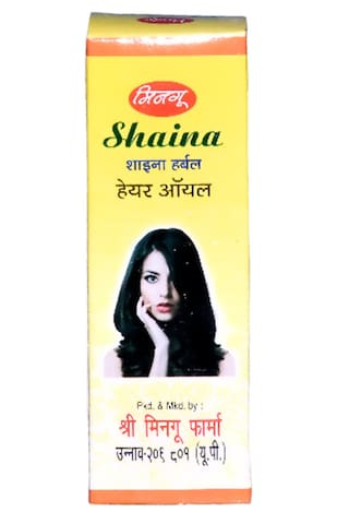 Mingu Pharma Shaina oil 50 ml (Pack of 3)
