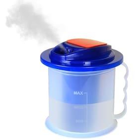 Mini Steam Electric Vaporizer Machine Facial Steamer Nose Cold Cough Inhaler Vaporizer