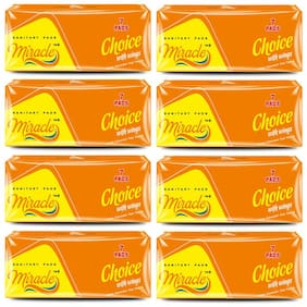 Miracle Choice 240 mm Straight Napkins with Wings  7 pcs (Pack of 8)