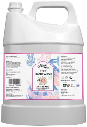 Mirah Belle - Rose Hand Wash Can (5 L)