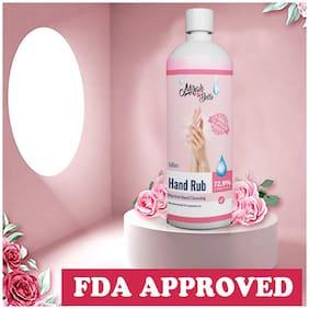 Mirah Belle Hand Sanitizer Gel 72% Alcohol 500 ml ( Pack of 1 )