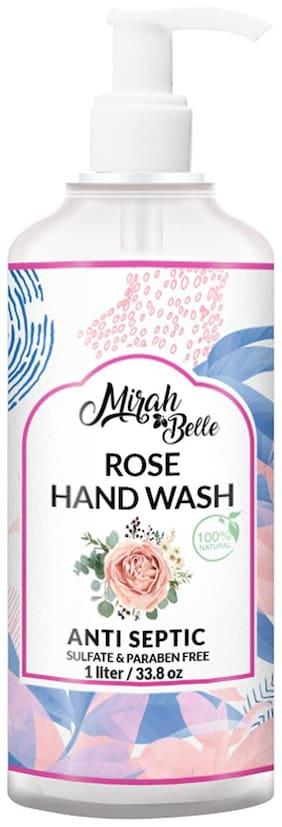 Mirah Belle - Rose Dry Skin Hand Wash (1 Litre)