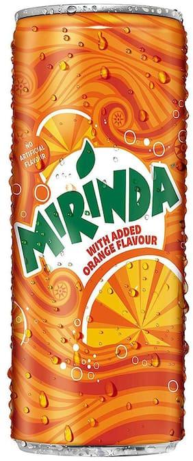 Mirinda Soft Drink - Orange 250 ml
