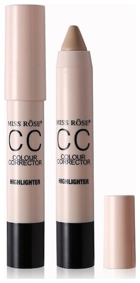Miss Rose Color Corrector (Highlighter) 2.5 g Pack of 1