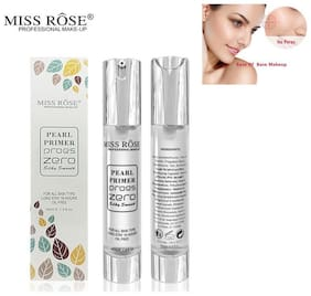 Miss Rose Combo of 2 Pearl Primers
