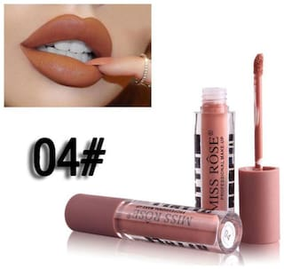 Miss Rose Lip Gloss Shade 4 6 g Pack of 1