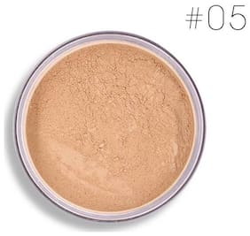 Miss Rose Loose Powder Shade 5 10 g Pack of 1