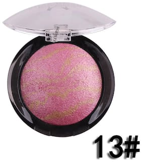 Miss Rose Professional Make-Up Baked Blusher 14g (Pink)