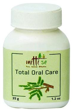 Mitti Se Mouthwash - Total Oral Care 35 gm