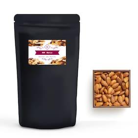 MM Nuts Premium California Almonds(Badam) 1000gm Pack of 2 (500gm x 2)