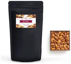 MM Nuts Premium California Almonds(Badam) 400gm Pack of 4 (100gm x 4)